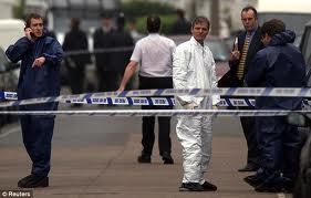 jill dando crime scene investigation 1
