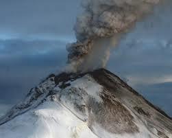 volacanic ash