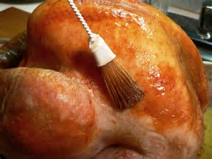 baste a turkey